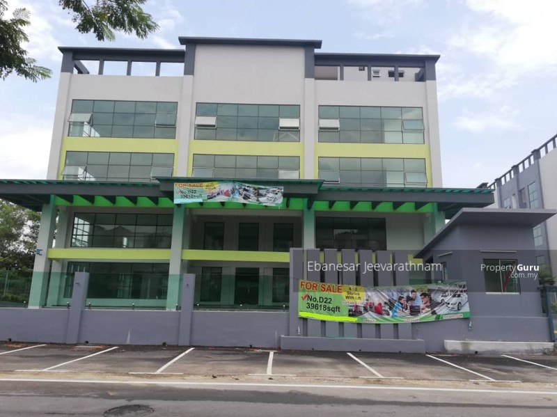 New 4 storey commercial building In Seremban 2 #142986753