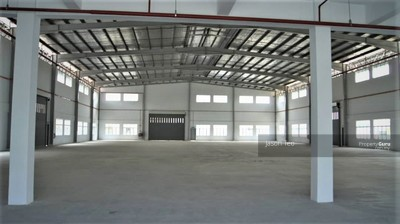 For Rent - Ulu Tiram Factory