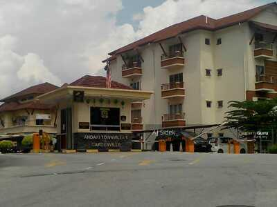 For Sale - Gardenville Townvilla @ Selayang Heights