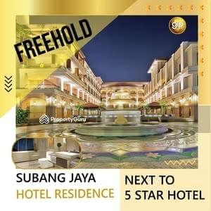 Dijual - [New Project] Subang Jaya Freehold Premium Residence