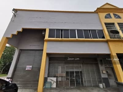 For Rent - Taman Perindustrian Berjaya 1. 5 storey Factory Jalan Berjaya Johor Bahru
