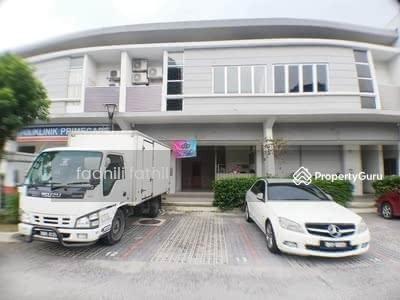 For Sale - Shop Lot Ayer 8 Presint 8 Putrajaya