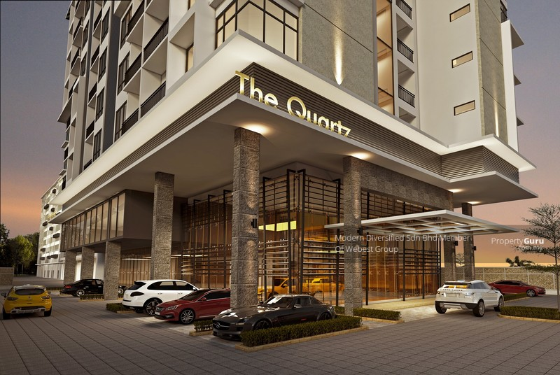 The Quartz Residence #145107955