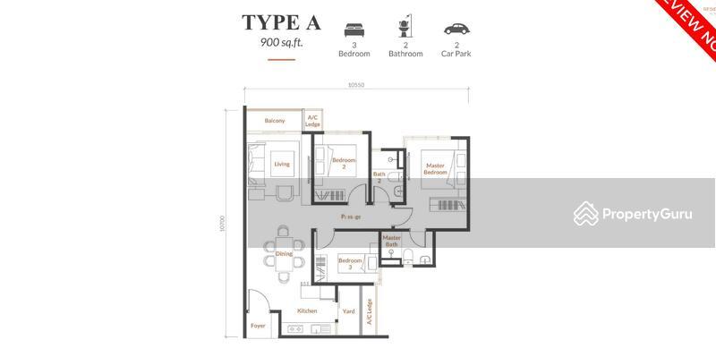 99 Residence Kl North Jalan Seri Utara Kl City Kuala Lumpur 3 Bedrooms 900 Sqft Apartments Condos Service Residences For Sale By Teddy Tham Rm 418 000 30750337