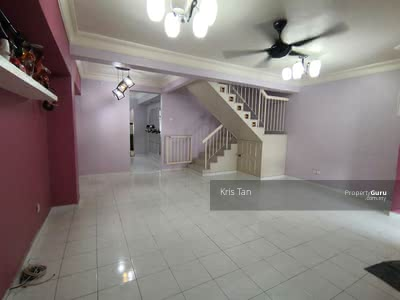For Sale - Taman Sri Bahagia, Freehold 2 Storey with fully extended