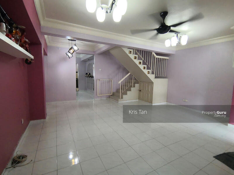 Taman Sri Bahagia, Freehold 2 Storey with fully extended #157609661