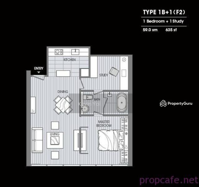 ViPod Residences @ KLCC #144859729