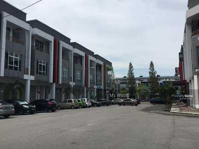 For Rent - Second Floor Office, Taman Kota Syah Bandar, Kota Laksamana Melaka