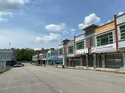 For Sale - Shop Lot Taman Bandar Baru Simpang Empat, BBSE Alor Gajah Melaka