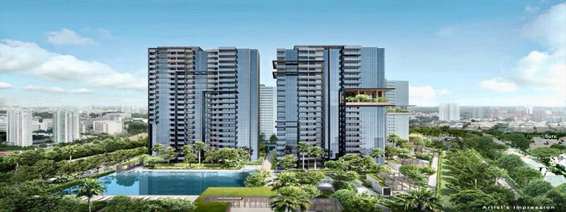 NEW FREEHOLD EXCLUSIVE SKY SEMI-D CONDO @ BUKIT JALIL #145406807