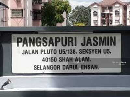 For Sale - Pangsapuri Jasmin