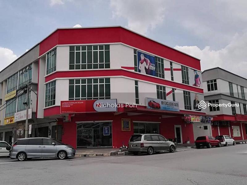 Corner 3 Storey Shop Tasek Indra #145475049