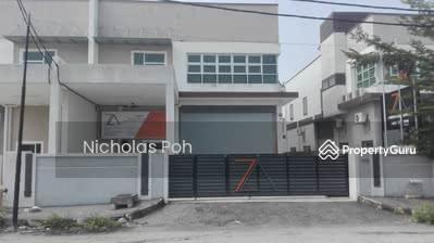 For Rent - Semi D Factory Bandar Baru Sri Klebang