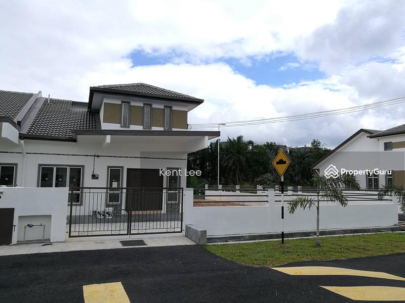 Rmh BARU FULL Loan 4 Bilik 1/1.5 Tgt 22x66 Fully Extend FREE Legal GATED Jln Kebun Baru Shah Alam #145572241