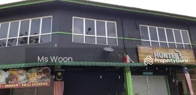 For Rent - 1st Floor CORNER Office Taman Tasik Utama, Ayer Keroh Melaka