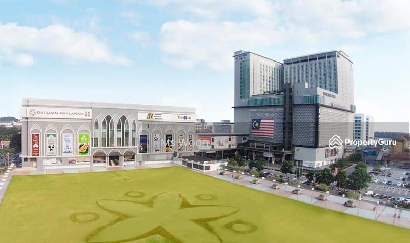 Shopping Lot Hatten Square, Bandar Hilir Melaka #145808745