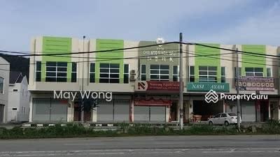 For Sale - Double Storey Endlot Sungai Siput