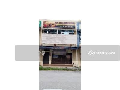 Dijual - Two Storey Shop Sale Tmn Kledang Permai Menglembu