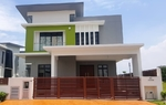 [BUNGALOW WITH BIG LAND FACING SOUTH & GARDEN] CASA SUTRA SETIA ALAM FREEHOLD