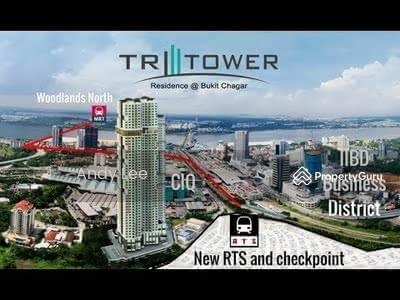For Sale - Tri Tower Tri Tower Bukit Chagar