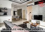 Cheras [Super Low Density + KLCC View] Spacious Condo 3 ROOMS 3 BATH  Last 5 Units Greenery+Near LRT