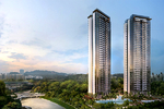 KUCHAI LAMA @ NEW LUXURY [DUAL KEY] SKY BUNGALOW CONDO