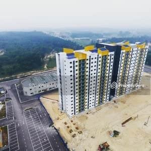 For Sale - Servis Apartment di Bandar Meru Raya, Ipoh, Perak