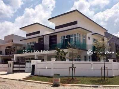 For Sale - Freehold 2-Storey 20x85  Near Bukit Jalil Sri Petaling Sungai Besi