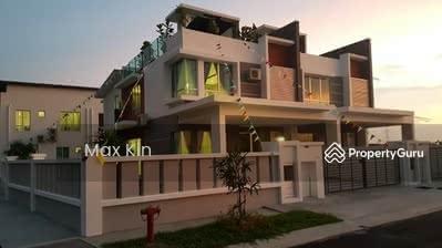 For Sale - [Covid19 Rebate 20%+Full Loan Call Me Now! ]Rumah Besar 22x80 Cyberjaya, Putrajaya, Puchong