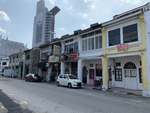 Madras Lane Shop House