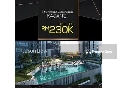 For Sale - KAJANG NEW PROJECT , CHERAS