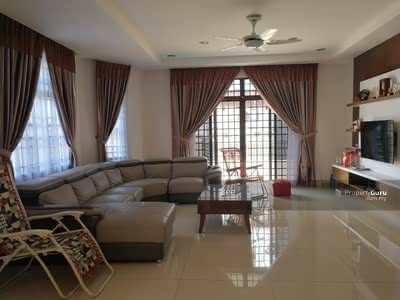 For Rent - Tmn Paya Rumput Permai, Bungalow house for rent