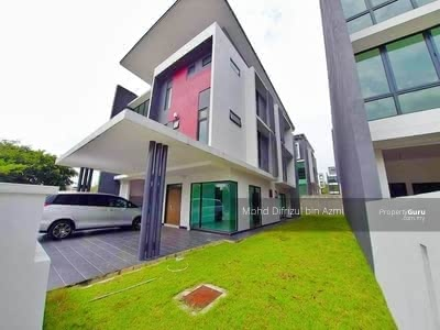 For Sale - Perdana Heights Alam Impian Shah Alam 3 Storey Bungalow FOR SALE