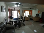 Double storey terrace house near Ampang point RENOVATED PARTLY FURNISH