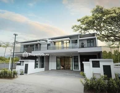 For Sale - [Below Market Value / Rumah HOC] Freehold 2 Storey House nr Cyberjaya, Dengkil, Sepang】