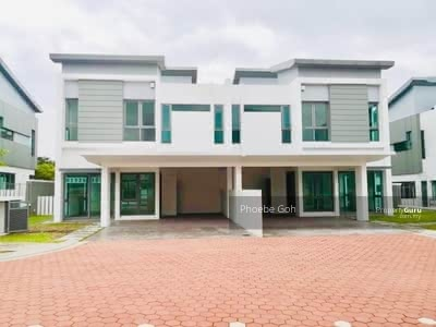 For Sale - Sunway Lenang Heights 2 Storey Semi D 40'x80'