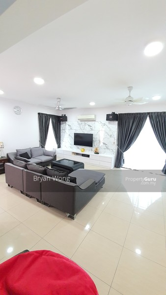 Taman Ungku Tun Aminah(skudai) @ Promanade Double Store Cluster Corner Lot #150069053