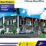 2 STOREY SHOP OFFICE