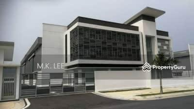 For Rent - Pusat Perindustrian Cipta Selatan Factory Warehouse Serenia City, Kota Warisan, Dengkil, KLIA Sepang
