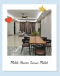 Taman molek double storey gng renovated