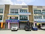 Seri Iskandar, SIBC, Three Storey Shop, Facing Main Road