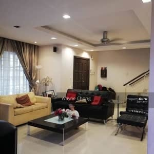 For Sale - Kota Kemuning CORNER HOUSE Shah Alam Subang Puchong PJ