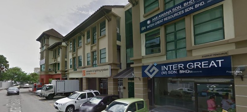 Bayan Bay 3 storey commercial lot #150930965