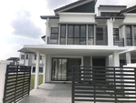 Cyberjaya Double Storey superlink 35x90 special limited extra land 10ft