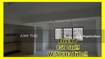 For Sale - saujana apartment