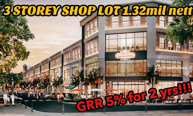 ROI 5.2% NEW SHOP LOT FACING MAINROAD #151097575