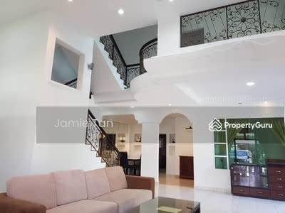 For Rent - Corner 2 Storey Semi-D at Taman Pelangi Indah, Ulu Tiram For Rent