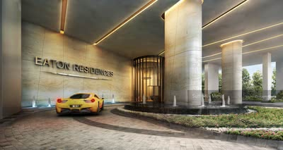 For Sale - Eaton Residences