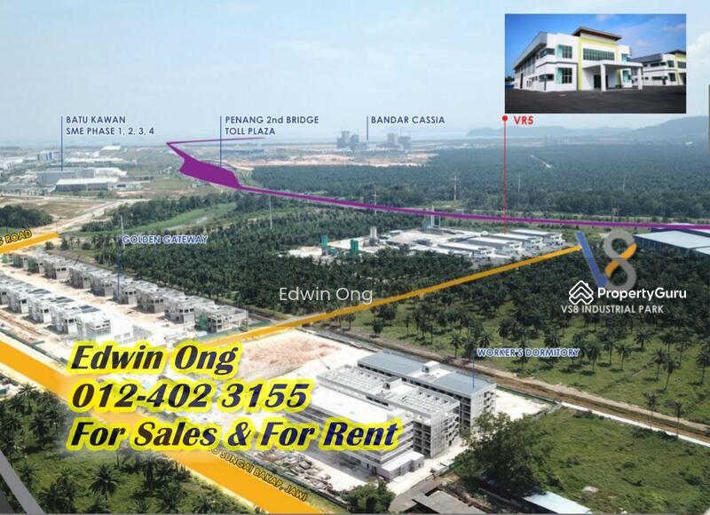 Perindustrian Batu Kawan, Simpang Ampat, Batu Kawan, 1 Acres Factory #151242429