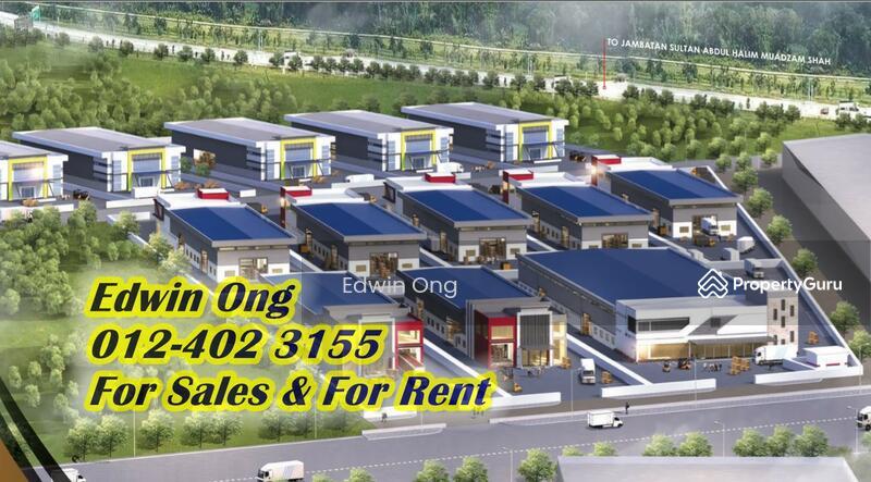 Perindustrian Batu Kawan, Simpang Ampat, Batu Kawan, 1 Acres Factory #151242433